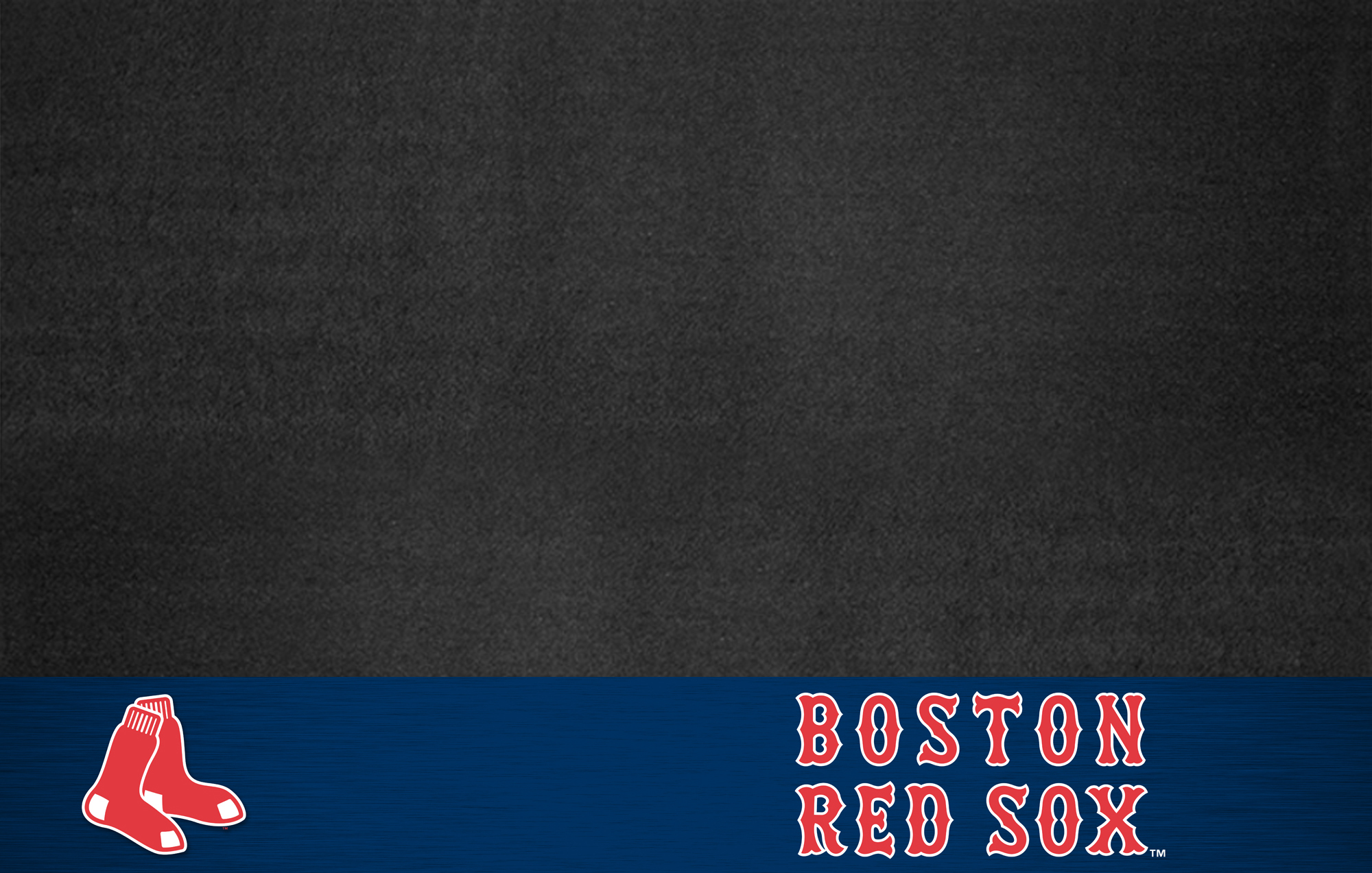 "Boston Red Sox MLB Logo Grill Mat - 26"" x 42"""