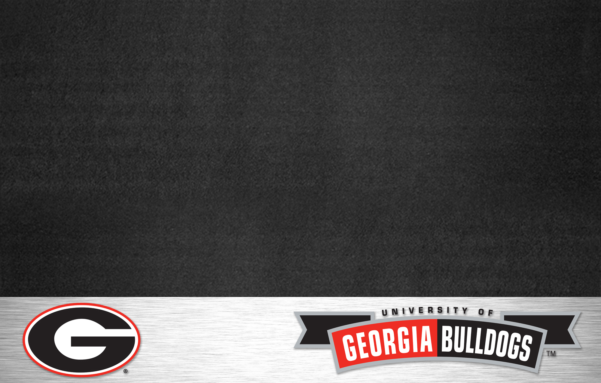 Show off your favorite NCAA team while also protection for your deck/patio from oil, flame and UV rays. University of Georgia Bulldogs Licensed NCAA Logo Grill Mat.