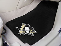 NHL Logo Car Mats - Carpet