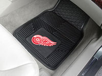 NHL Logo Car Mats - Vinyl