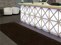 Hospitality Check-In/Reception Floor Mats - Entrance Mats, Anti-Fatigue Mats & Carpets