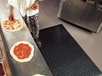 Restaurant & Kitchen Food Prep Stations Floor Mats - Entrance Mats, Anti-Fatigue Mats & Carpets