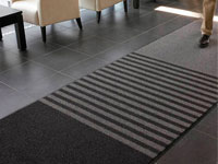 Restaurant & Kitchen Foyer & Recessed Wells Entrance Floor Mats - Entrance Mats, Anti-Fatigue Mats & Carpets