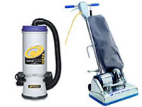 Cleaning Equipment - Dry Floor Mat Vacuums, Back Pack Vacuums, Hipstyle & Upright Vacuum Cleaners - Floor Mat & Carpet Care Products