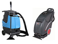 Cleaning Equipment - Wet Floor Mat Extractors, Box Extractors, Spray & Spot Extractors - Floor Mat & Carpet Care Products