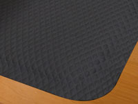 "Hog Heaven Anti-Fatigue Mat - Black Border - 7/8"" Thick AM-422"