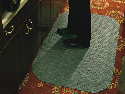 Andersen 442 Hog Heaven Fashion Dry Area Anti-Fatigue Floor Mat - 7/8