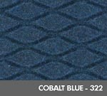 Hog Heaven Fashion Anti-Fatigue Mat - Cobalt Blue - 322