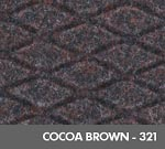 Hog Heaven Fashion Anti-Fatigue Mat - Cocoa Brown - 321