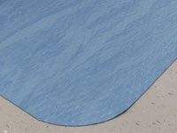 "Hog Heaven Marble Top Anti-Fatigue Mat - 5/8"" Thick AM-448"