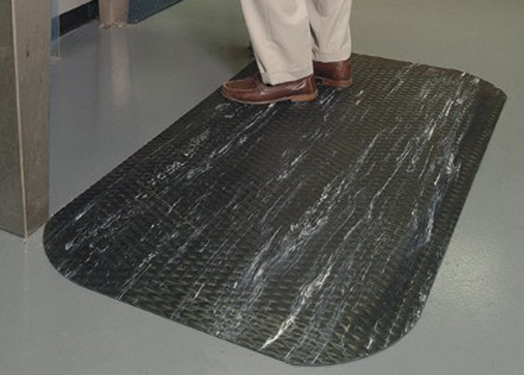 Borders will not crack or curl, and the PVC/Nitrile rubber top ensures long product life