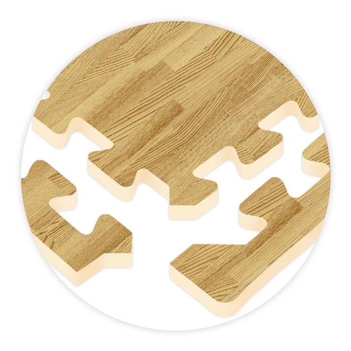 Soft Woods Interlocking Tile Mats