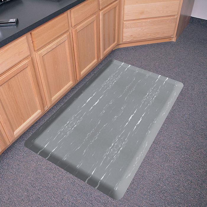 Anti Fatigue Flooring : Marble top anti fatigue mat floormatshop