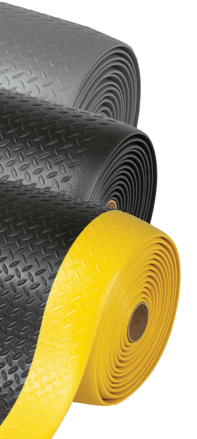 Dyna-Shield Diamond Sof-Tred Safety Anti-Fatigue Mat
