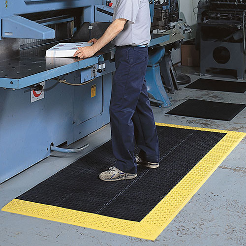 Cushion-Lok Solid Top Anti-Fatigue Mat