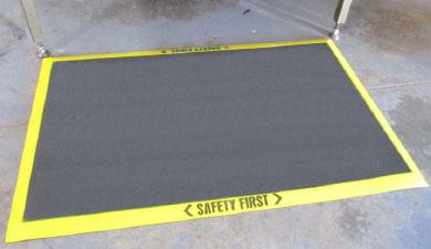 Ortho Tuff Skin Machinist Anti Fatigue Floor Mat 3 4