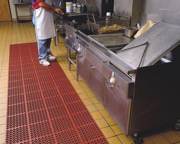 Comfort Mate Kitchen Anti-Fatigue Flow-Through Mat - FloorMatShop ...