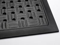 Cushion Station Wet Area Anti-Fatigue Mat - Drainable AM-371