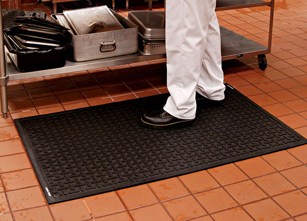 Comfort Scrape Wet/Oily Area Anti Fatigue Mat