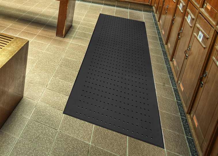 Complete Comfort Flow-Through Anti-Fatigue Mat