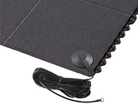 Cushion-Ease ESD Conductive Mat - Solid