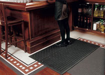 Wet Area Floor Mats - Anti-Fatigue