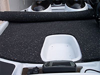 Marine Deck Carpet Anti-Fatigue Matting PTM-MC