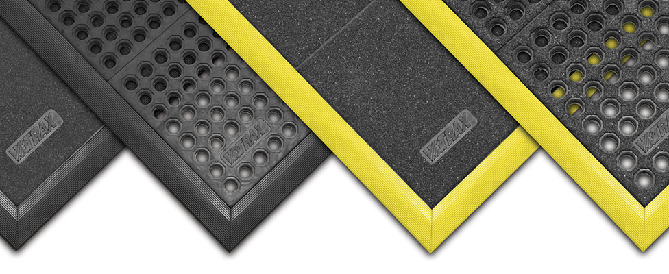 Cushion-Ease Safety Anti-Fatigue Mat - Wet Area