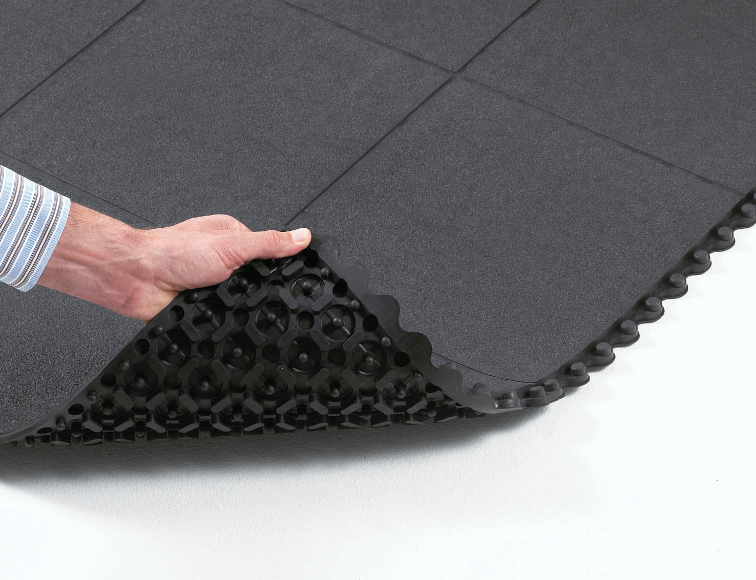 Cushion-Ease Safety Anti-Fatigue Mat - Dry Area