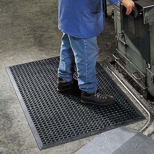 Sanitop Safety/Anti-Fatigue Mat - Perforated