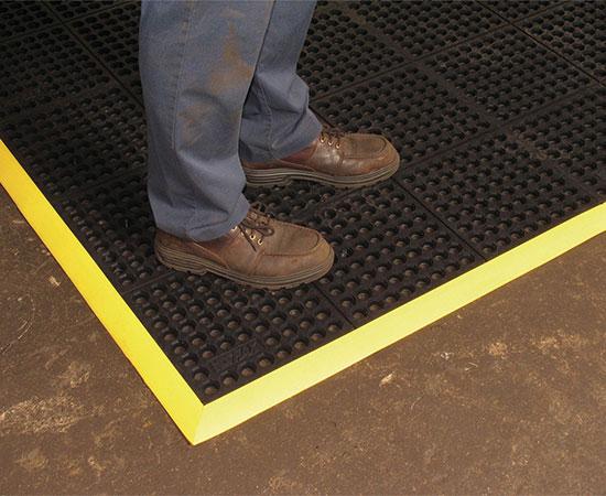 Niru Cushion Ease Safety Anti Fatigue Mat Wet Area