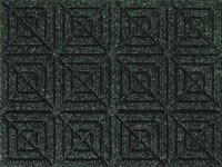 Waterhog Classic Tile Entrance System - Geometric Pattern AM-220