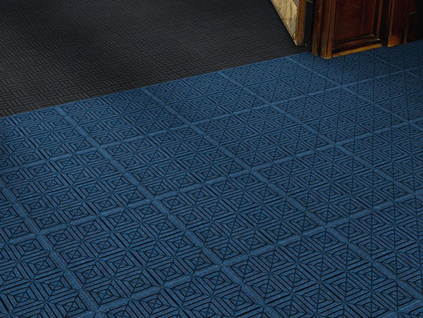 Waterhog Eco Premier Geometric Tile Entrance Mat