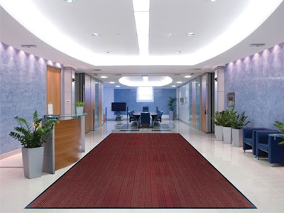 Education Foyers & Recessed Wells Entrance Floor Mats - Entrance Mats, Anti-Fatigue Mats & Carpets