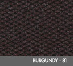 Andersen [2282] Berber Roll Goods Scraper/Wiper Entrance Mat - Burgundy - 81