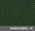 Andersen [2282] Berber Roll Goods Scraper/Wiper Entrance Mat – Emerald Green - 86