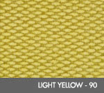 Andersen [2282] Berber Roll Goods Scraper/Wiper Entrance Mat – Light Yellow - 90