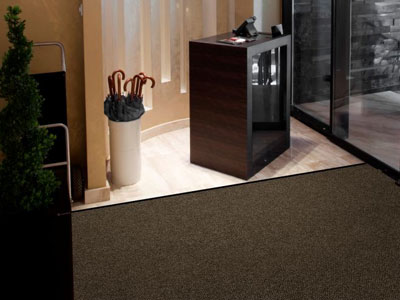 Commercial Office Foyers & Recessed Wells Entrance Floor Mats - Entrance Mats, Anti-Fatigue Mats & Carpets