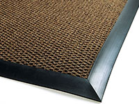 Berber Roll Good Scraper/Wiper Entrance Mat - 52 oz AM-2282