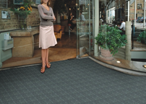 Commercial Foyer Entrance Mats, Tile Mat Systems, Grid Matting & Recessed Wells - Floor, Hard Surface & Carpeting Products