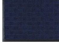 "Gatekeeper Indoor Entrance Mat - 60"" x 36"" - Navy Blue 601420"