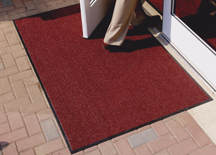 Provides a safe walking surface in medium to high traffic areas.