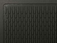 "Andersen [450] Super Scrape Indoor/Outdoor Slip-Resistant Entrance Floor Mat - Black - 3/8"" Thickness - AM-450"