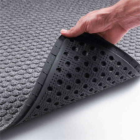 Aqua Trap Indoor Scraper Entrance Mat