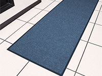 Chevron Indoor Scraper/Wiper Entrance Mat