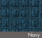 WaterHog Classic Indoor/Outdoor Scraper/Wiper Entrance Mat - Navy - 161