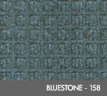 Andersen [200] WaterHog™ Classic Indoor/Outdoor Scraper/Wiper Entrance Floor Mat - Bluestone - 158