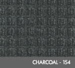 Andersen [200] WaterHog™ Classic Indoor/Outdoor Scraper/Wiper Entrance Floor Mat - Charcoal - 154