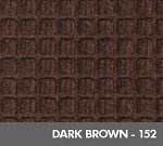 Andersen WaterHog Modular Tile Square Mat - Dark Brown - 152