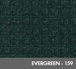 Andersen [200] WaterHog™ Classic Indoor/Outdoor Scraper/Wiper Entrance Floor Mat - Evergreen - 159